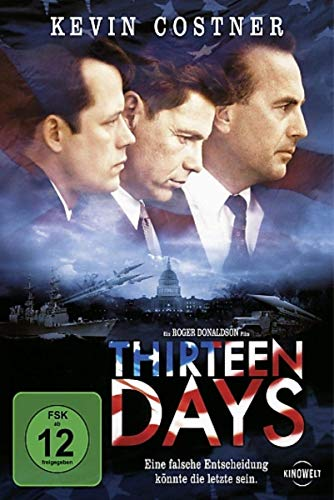 Washington Gesetzt (Thirteen Days (Einzel-DVD))