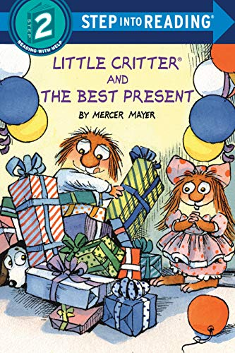 Little Critter and the Best Present (Step into Reading) (English Edition)