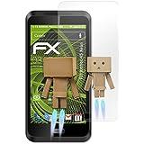 atFoliX Protección de Pantalla Archos 45 Neon Lámina protectora Espejo - FX-Mirror con efecto espejo