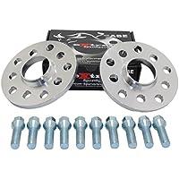 40mm 2x20mm Spurverbreiterung SCC Alfa Romeo 4x98 58,1 inkl Radschrauben