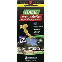 Italie : 560 aires de camping-car gratuites. 1/1 000 000
