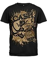 Johnny Cash-Man In Black Circle Tee