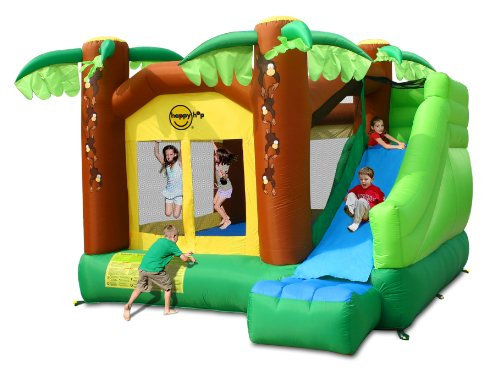 jungle-cimb-and-slide-bounce-house-kids-bouncy-castle-for-outdoor-home-domestic-use