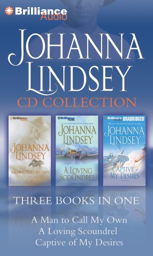 Johanna Lindsey CD Collection Cover Image