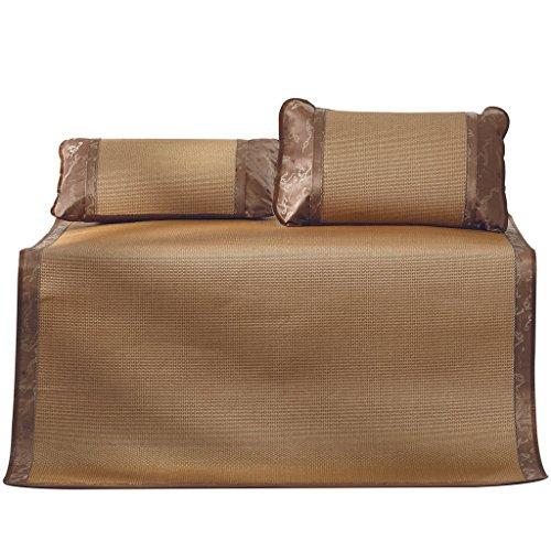 J&X Sommer Cool Matratze Mats Student Schlafsaal Bett Mat Klimaanlage Pad faltbar (Color : 180 * 200CM) (Pet-cool Klimaanlage)