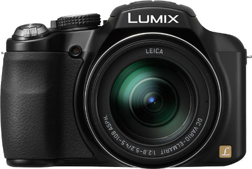 Panasonic Lumix DMC-FZ62EG-K Digitalkamera (16 Megapixel, 24-fach opt. Zoom, 7,6 cm (3 Zoll) Display, Superzoom, Full-HD Video) schwarz