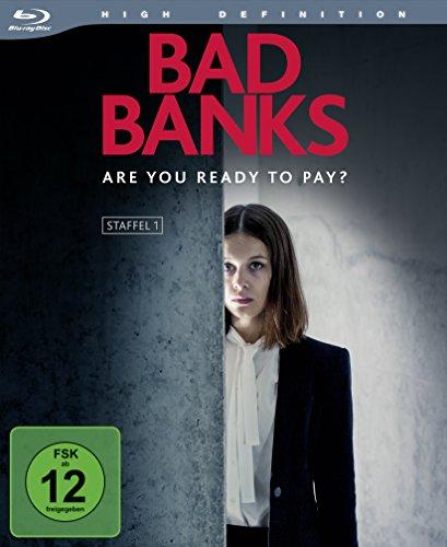 Bad Banks - Die komplette erste Staffel [2 Blu-rays] -