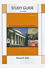 Study Guide for Money, Banking and Financial Markets, Second Edition Paperback