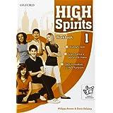 High spirits. Workbook. Per la Scuola media
