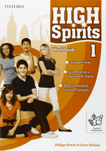 High spirits. Workbook. Per la Scuola media