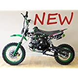 125cc Pro Dirt Bike - Latest Model (Pit / Scrambler / MX Bikes) - NEW from Funky Bikes
