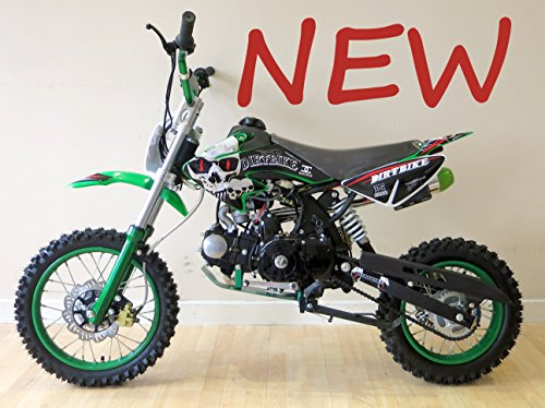 125cc Pro Dirt Bike - Latest Model (Pit / Scrambler / MX Bikes) - NEW from Funky Bikes
