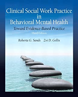 Clinical Social Work Practice in Behavioral Mental Health: Toward Evidence-Based Practice (0205820166) | Amazon price tracker / tracking, Amazon price history charts, Amazon price watches, Amazon price drop alerts