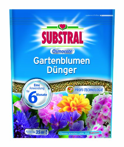 Substral  Osmocote Gartenblumen Dünger - 1,5 kg