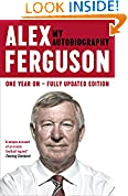 #9: ALEX FERGUSON My Autobiography