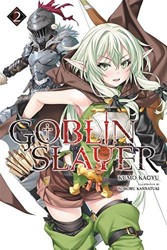 Goblin Slayer, Vol. 2 (light novel) par Kumo Kagyu