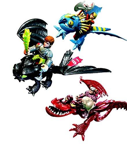 Amigo Spiel + Freizeit 95737 - DRA Dragon und Rider, Actionfiguren, Modell Sortiert Preisvergleich