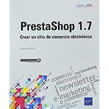 PrestaShop 1.7. Crear un sitio de comercio electrónico