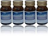 4 flaconi - Allergy in compresse per allergie tipiche di stagione con Quaglia liofilizzate, Polline decorticato, Ribes Nigrum