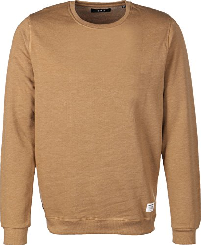 !Solid Herren Sweatshirt Sweat - Garon Braun (Bone Brown Melange 5015M Bone Brow)