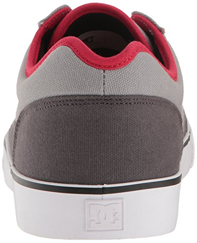 DC Shoes Tonik TX Mens Shoe D0303111 Herren Sneaker Grey/Grey/Red