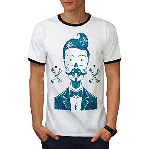 �del Kostüm Kunst Herren S Ringer T-shirt | Wellcoda (Reiche Frau Halloween-kostüm)