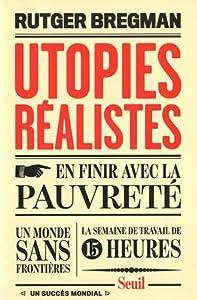 vignette de 'Utopies réalistes (Rutger Bregman)'