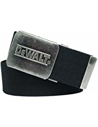 DeWalt Men's Nickle Buckle Belt - Black, One Size