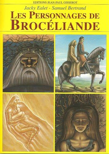 Les personnages de Brocéliande par Samuel Bertrand