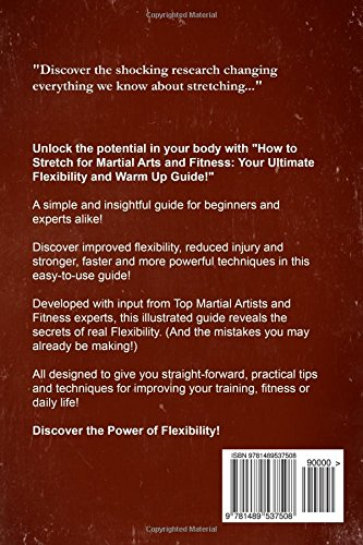 How to Stretch for Martial Arts and Fitness:: Your Ultimate Flexibility and Warm Up Guide!
