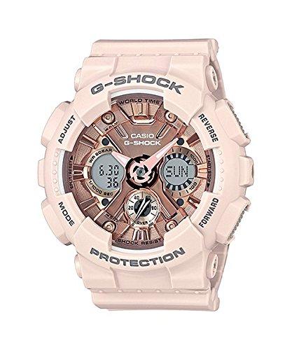 Ladies Watch Casio–GS S-Series–gma-s120mf-4aer