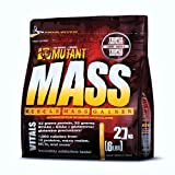 Mutant Mass Limited Edition 2720g Vanille