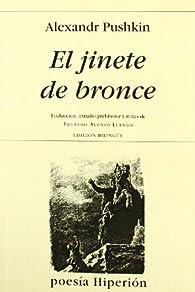 El jinete de Bronce par Alexander Pushkin