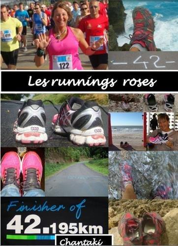 Les runnings roses par Chantaki