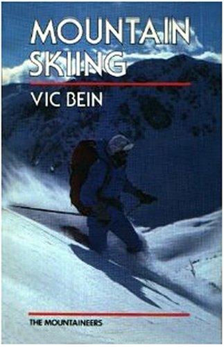 Mountain Skiing por Vic Bein