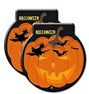 Verbetena - Bolsa face Halloween, pack 100 unidades (012400232)