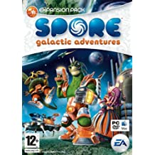 Spore: Galactic Adventures - Expansion Pack (PC and Mac DVD) [Importación Inglesa]