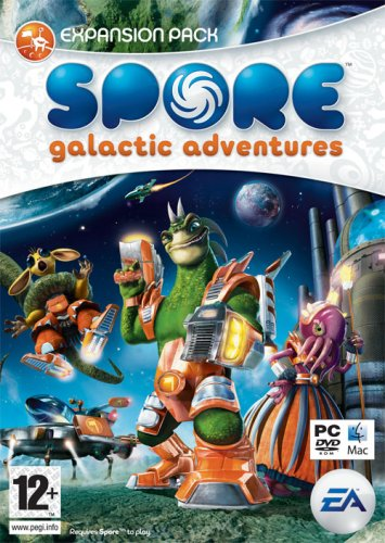 Preisvergleich Produktbild Spore: Galactic Adventures (Add-on) [UK Import]
