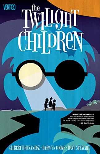 Twilight Children TP Cover Image