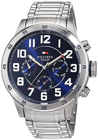 Tommy Hilfiger Herren-Armbanduhr 1791053
