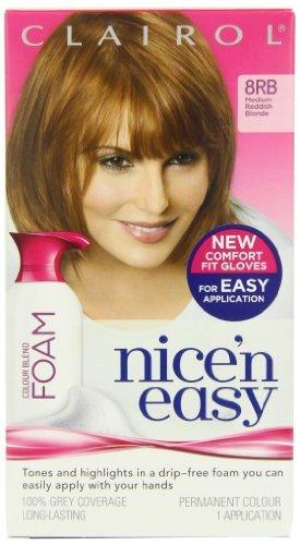 clairol-nicen-easy-colour-blend-foam-permanent-hair-dye-medium-reddish-blonde-8rb-by-nicen-easy