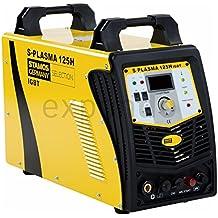 Stamos Germany Selection - S-PLASMA 125CNC - Cortador plasma - 380 V - max. 125 A - ED 80% - Ignición piloto - 30,0 kg