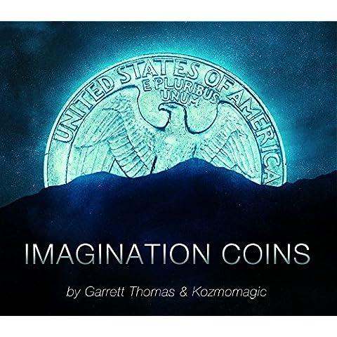 Garrett Thomas ha Fantasy monete dollaro (DVD + espediente) - Fantasy Monete