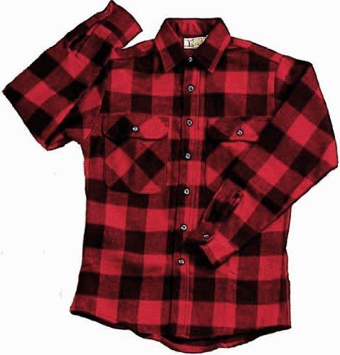 army-universe-extra-heavyweight-brawny-flannel-shirt-red-black-mediumn
