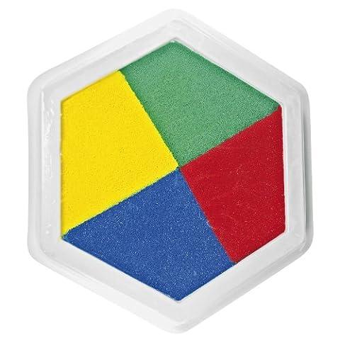 Eduplay 220023 14 x 14 cm Giant Stamp Pad