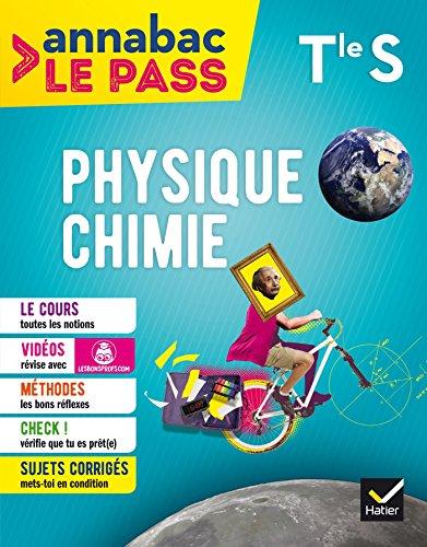 Physique chimie terminale S