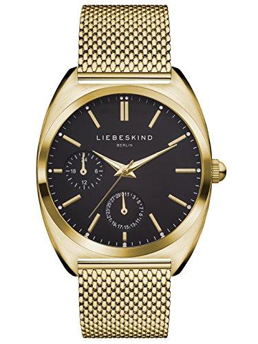 Liebeskind Berlin Damen-Armbanduhr Analog Quarz LT-0041-MM