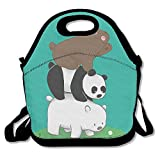 SuperWW We Bare Bears Lunchtasche, Handtasche