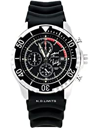 Chris Benz Chronograph CB-200BD Men's watch Highly Limited Edition