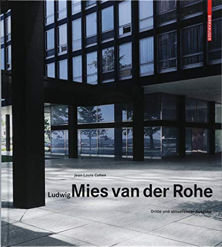 Ludwig Mies van der Rohe Buch-Cover